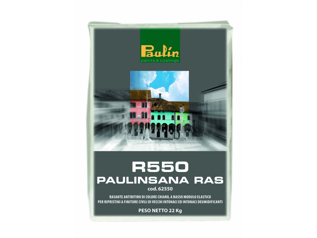 R550 Paulinsana Ras sacco