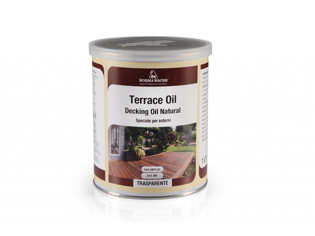 TERRACE OIL - TERASOVÝ OLEJ - barevný