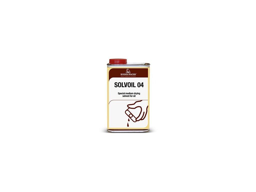 SOLVOIL 04 1 Lt. - ředidlo pro oleje