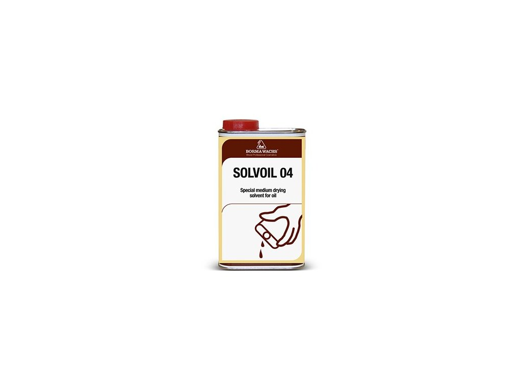 SOLVOIL 04 - ředidlo pro oleje