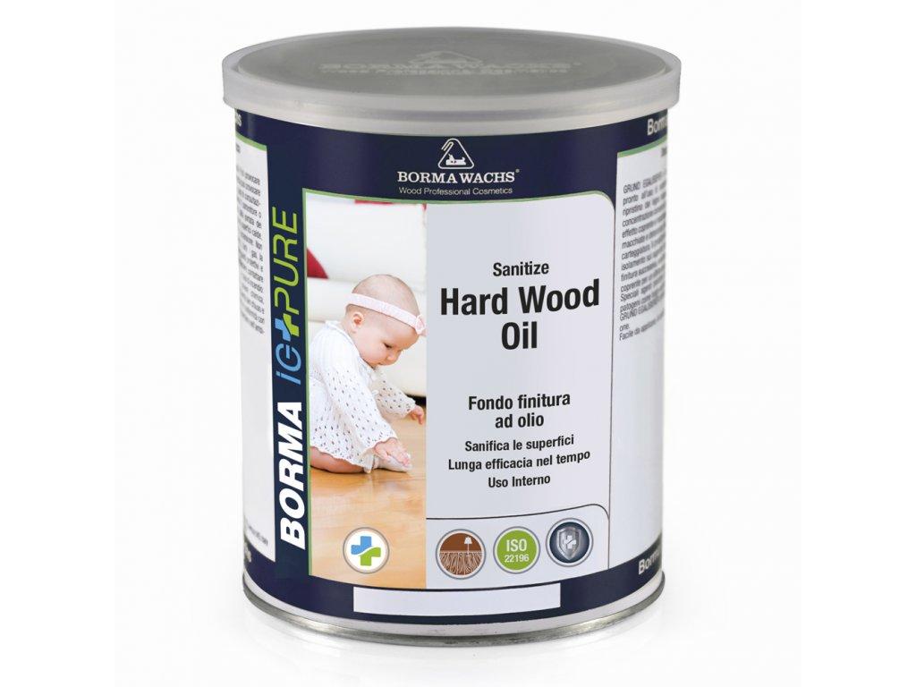 iG PURE Hard wood oil