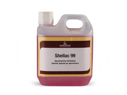 SHELLAC 99 - ředidlo pro šelaky