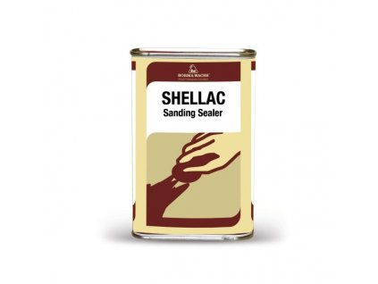 shellac sanding sealer transparente