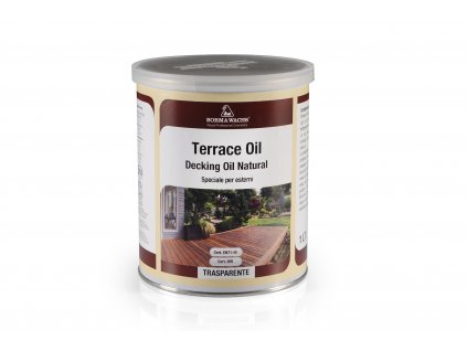 TERRACE OIL IT