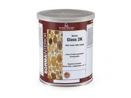 BORMA GLASS 2K - 1,4 Kg