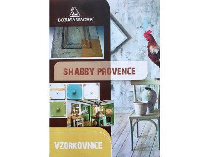 Vzorkovnice SHABBY PROVENCE