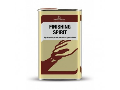 finishing spirit