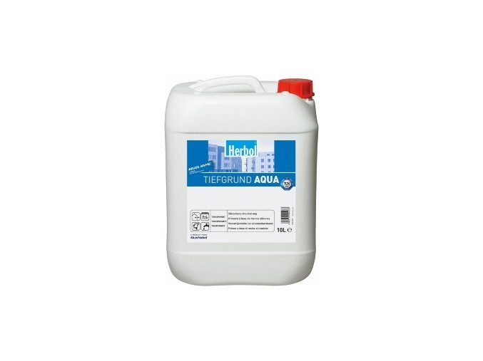 Herbol Tiefgrund Aqua 10l