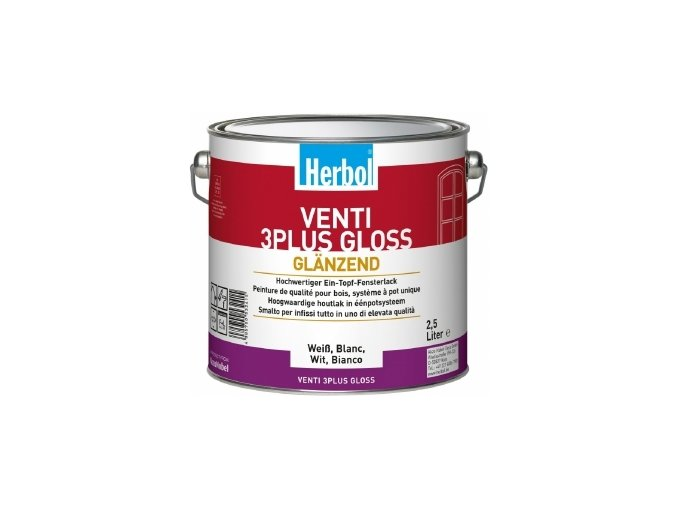 Herbol Venti 3Plus Gloss 0,75l