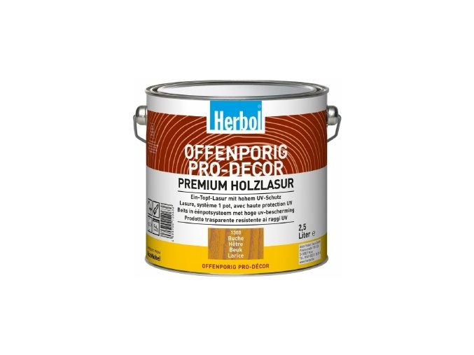 Herbol Offenporig Pro Décor 5l