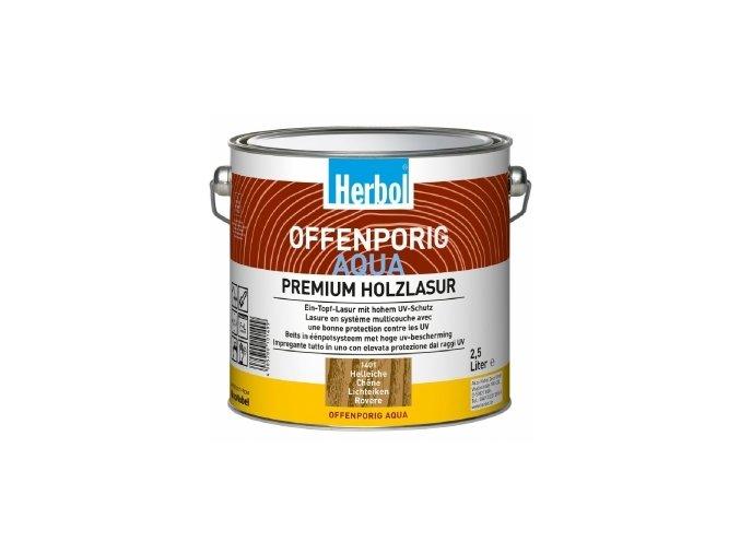 Herbol Offenporig Aqua 2,5l
