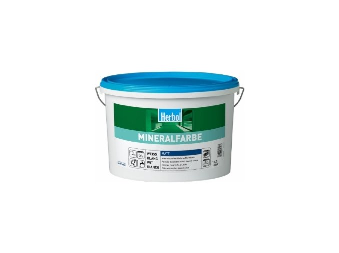 Herbol Mineralfarbe 12,5l