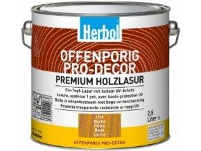 Herbol Offenporig Pro Décor 0,75l