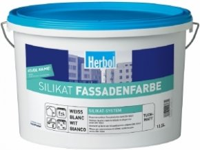 Herbol Silikat Fassadenfarbe 12,5l