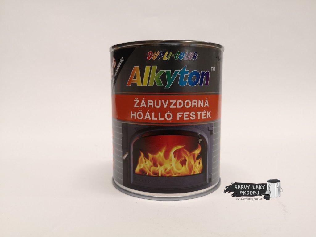 ALKYTON - žáruvzdorný,stříbrný 0,75L