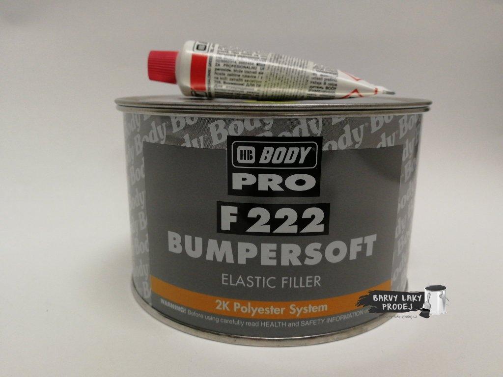 TMEL Body BUMPERSOFT 222, 1kg (na plast)