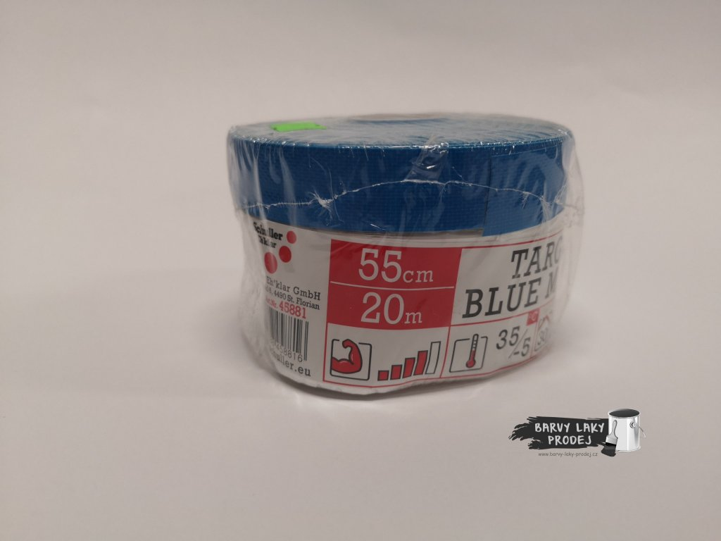 Folie UV 55cm x20m,s páskou