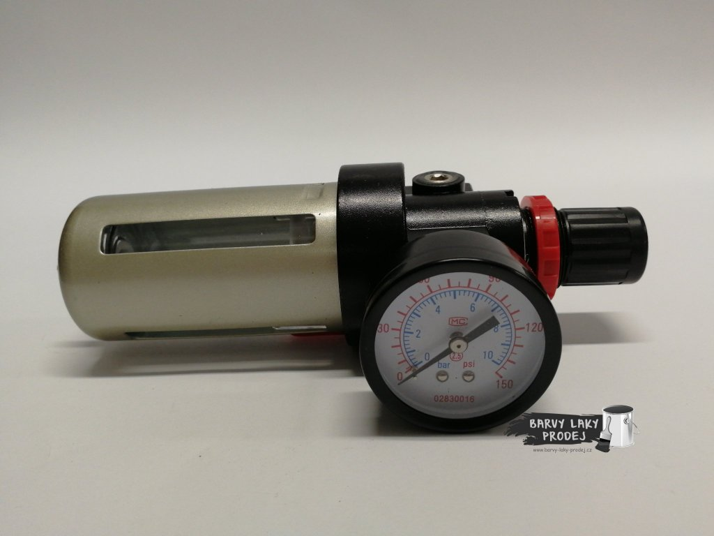 ND Filtr vzduch. s regulátorem LG-05