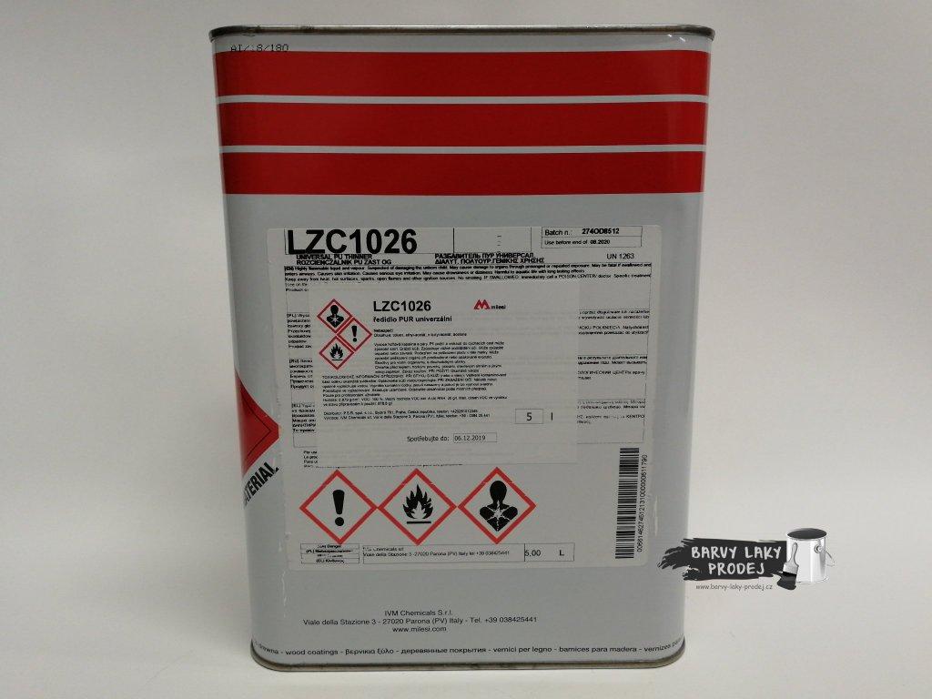 Ředidlo LZC 1026 *5*L