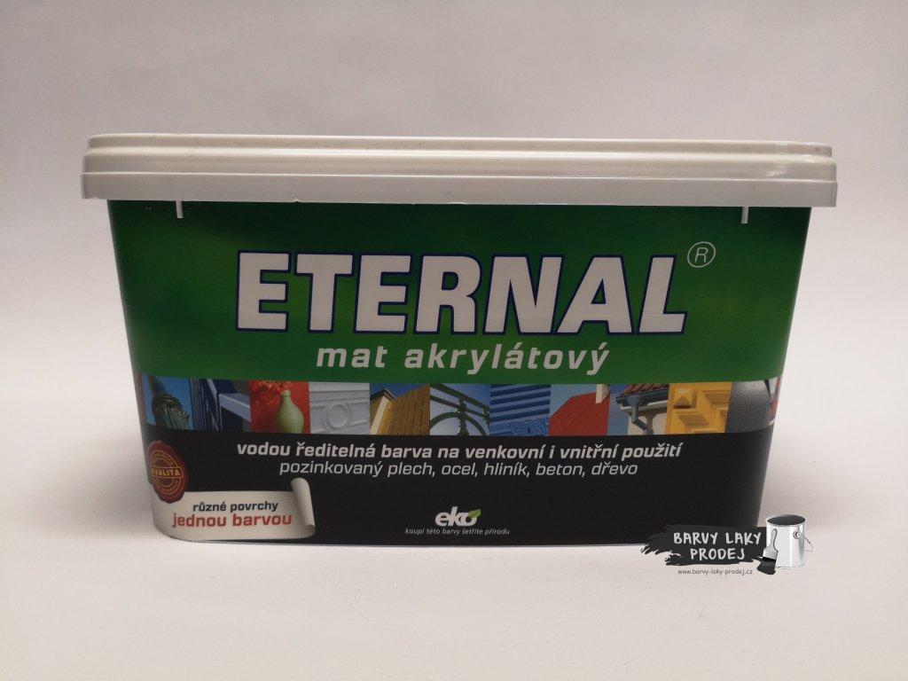 ETERNAL MAT AKRYLÁT 01 bílý 5kg