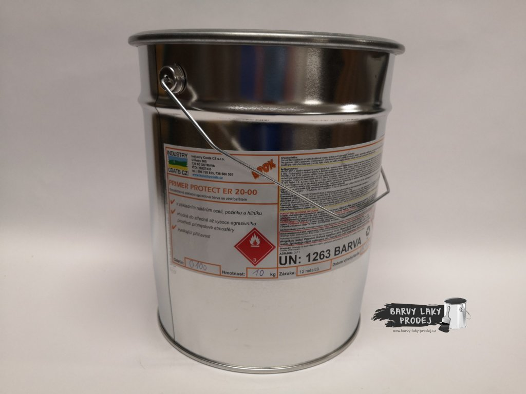 ER 20-00 FE/0110 *10*kg epoxidový základ se železitou slídou