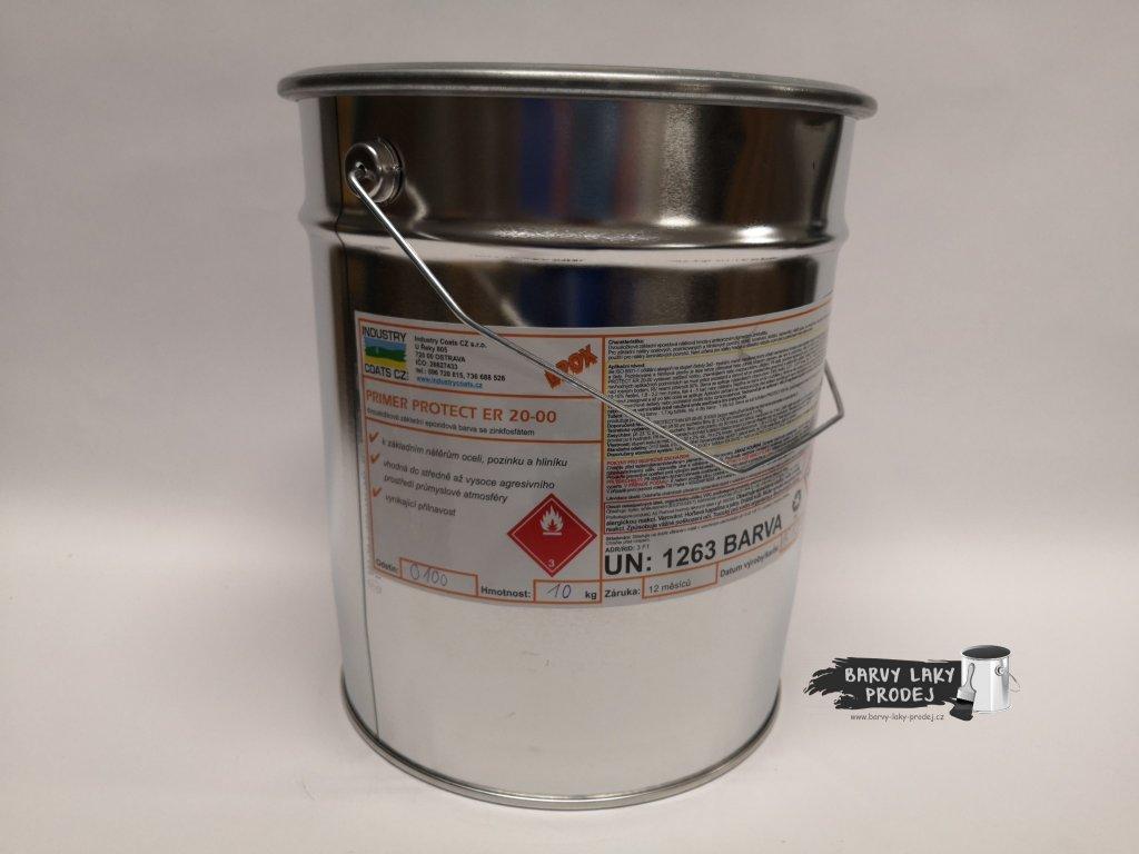 ER 20-00 ZINK/0110 *10*kg epoxidový základ se zinkovým prachem
