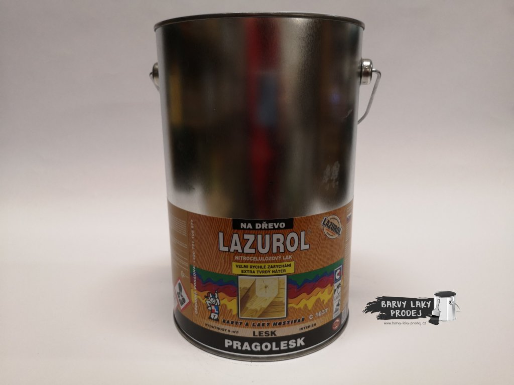 C-1037/0000 Lesk 4kg (Lazurol Pragolesk)