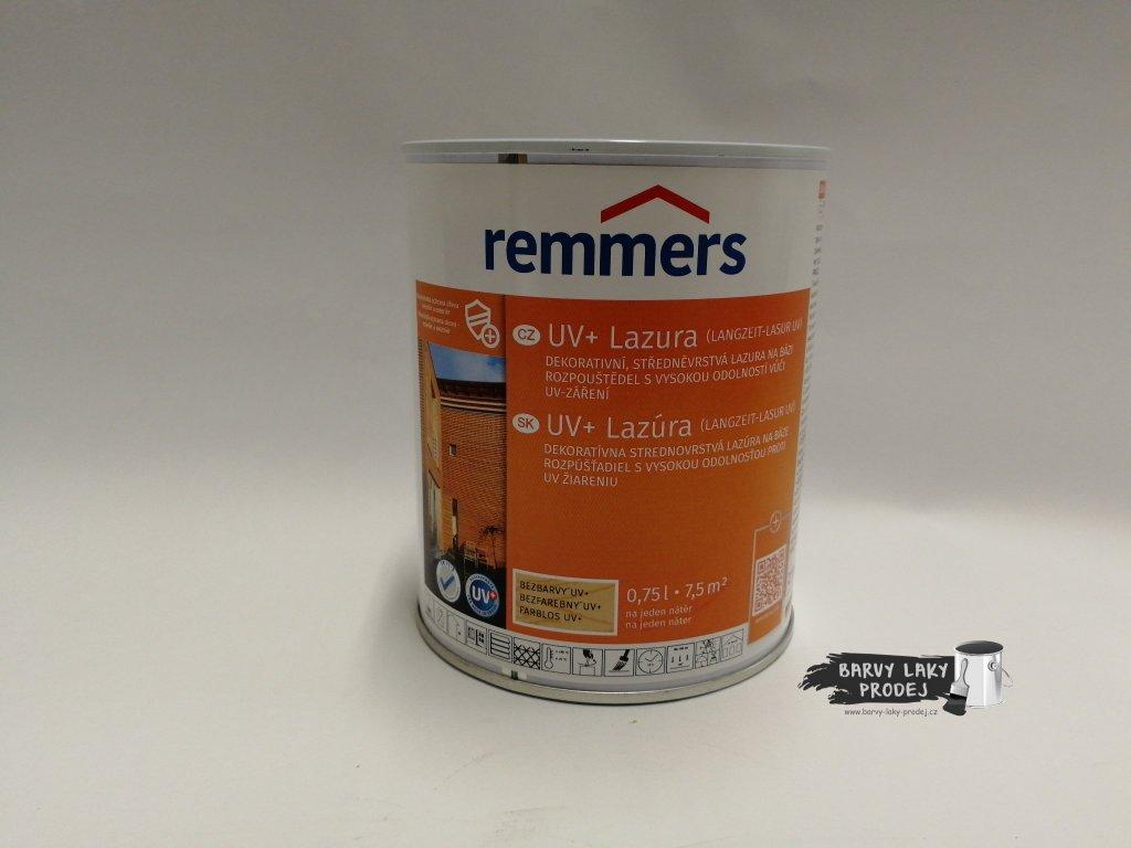 Remmers - Langzeit Lasur UV 0,75L bezbarvý