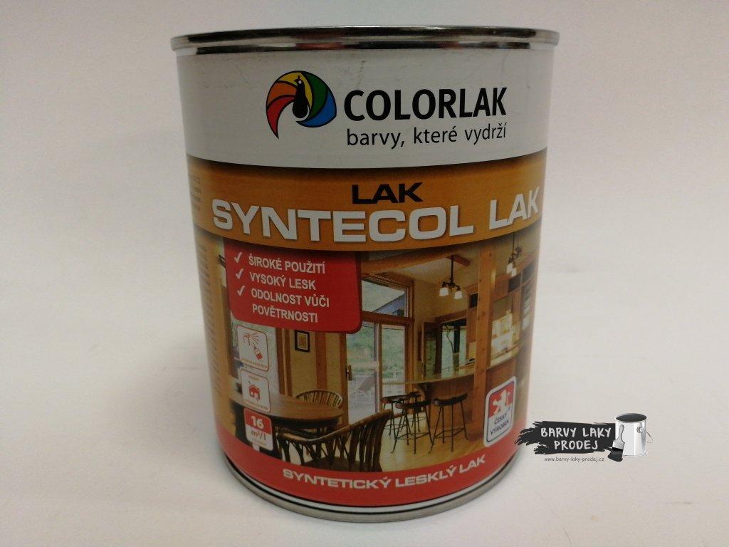S-1002/0000 0,6L SYNTECOL LAK, lesk