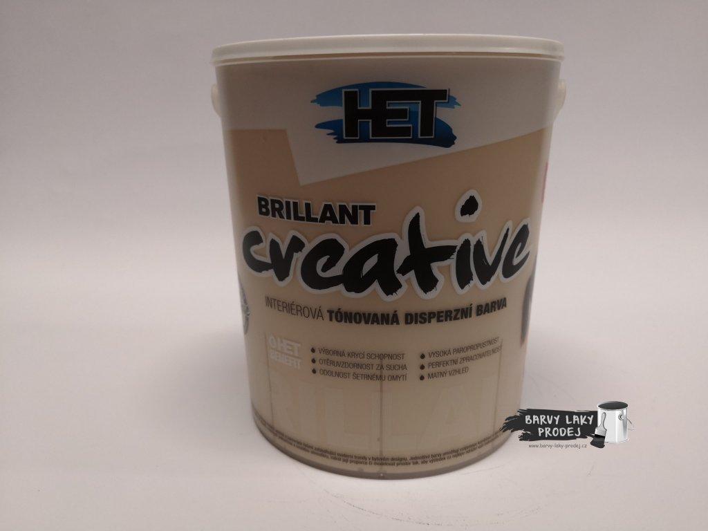 Brillant creative - color 4 kg HET