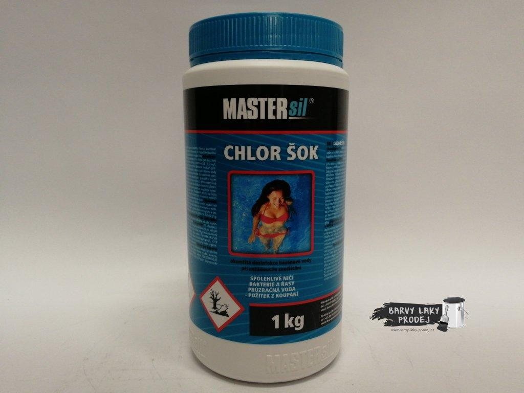 BAZÉN/chlor-šok 1kg