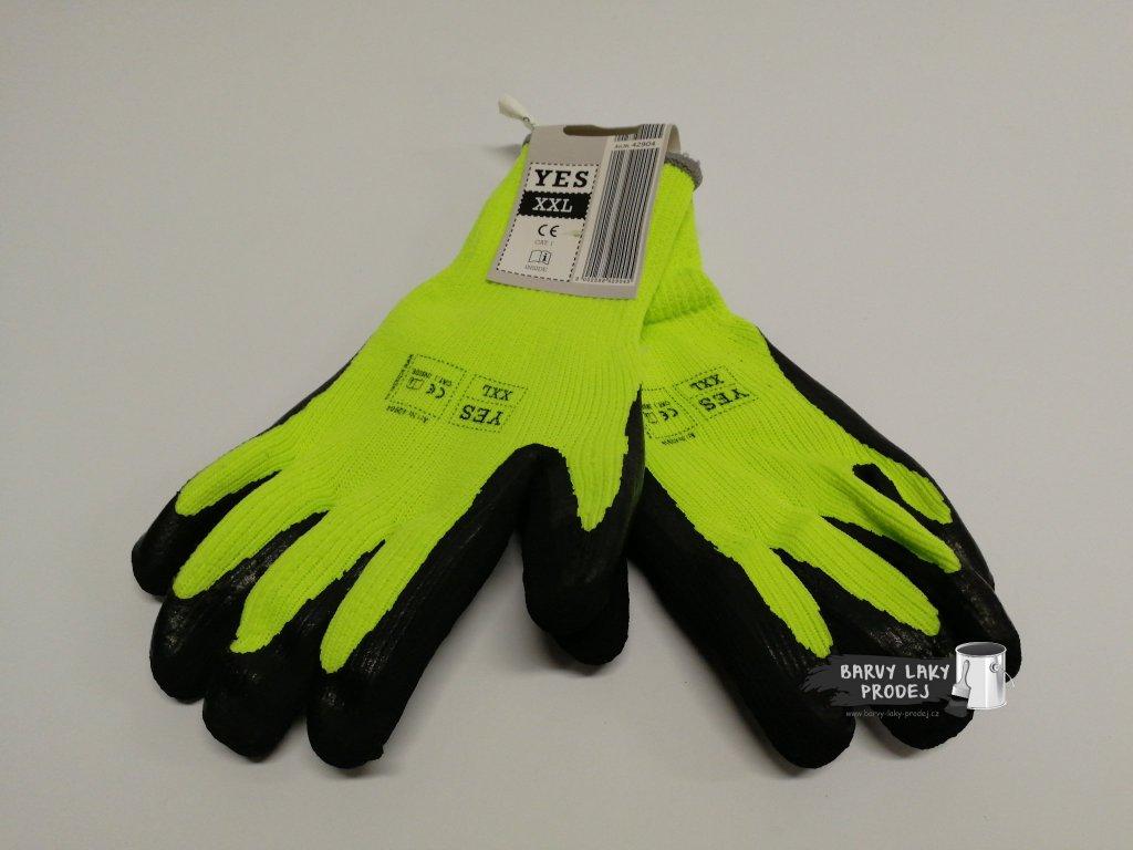 Pracovní rukavice - Yes Winter  (pár)