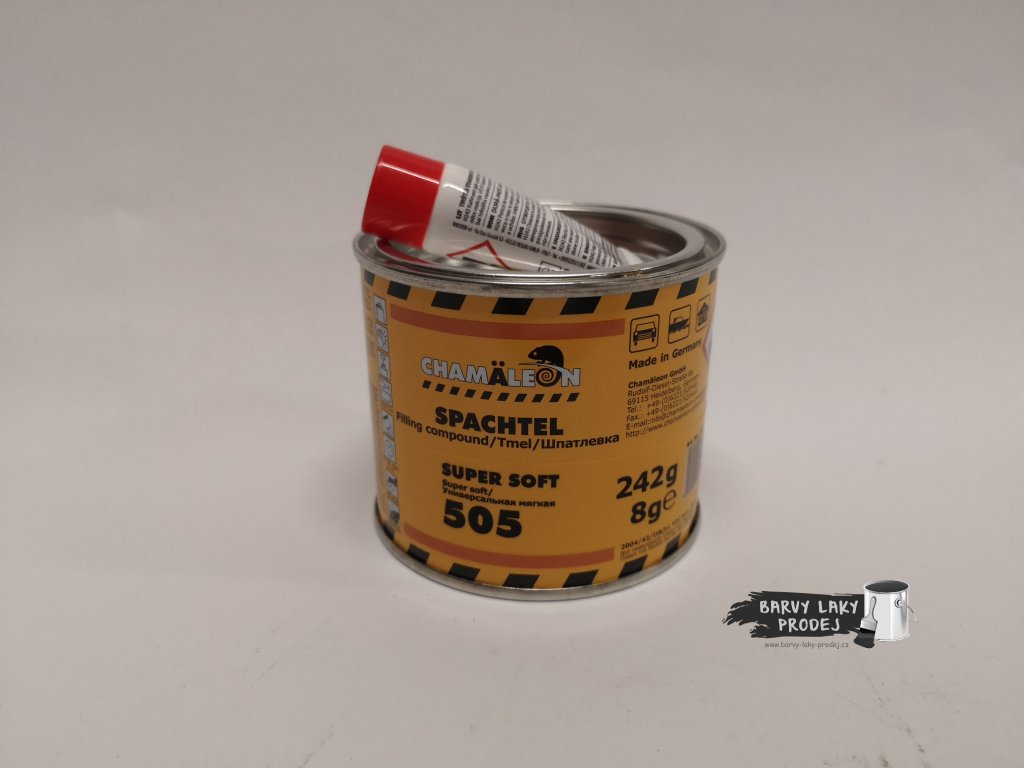 Cham. tmel soft 505/0,25kg