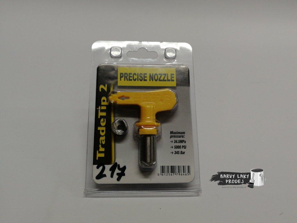 ND Tryska do pistole vysokotlaká 211-619