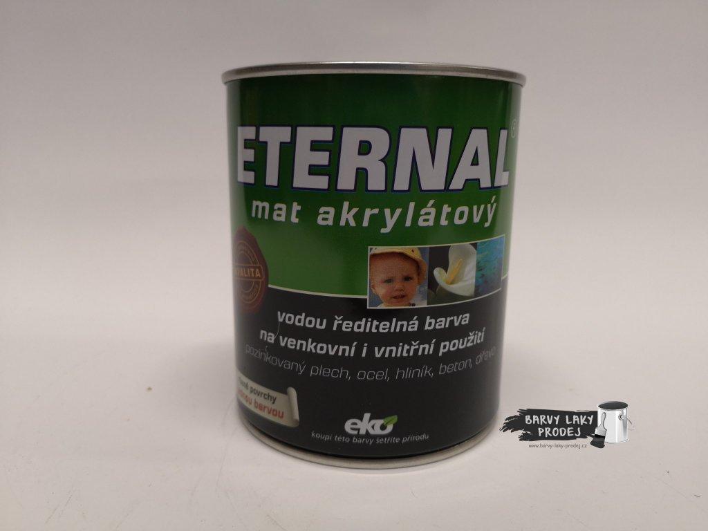 ETERNAL MAT AKRYLÁT 04 tm.šedý 0,7kg