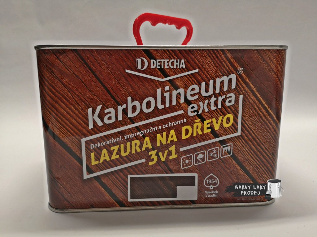 Karbolineum extra teak 3.5kg