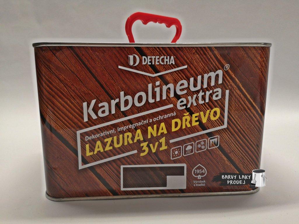 Karbolineum extra palisandr 3.5kg