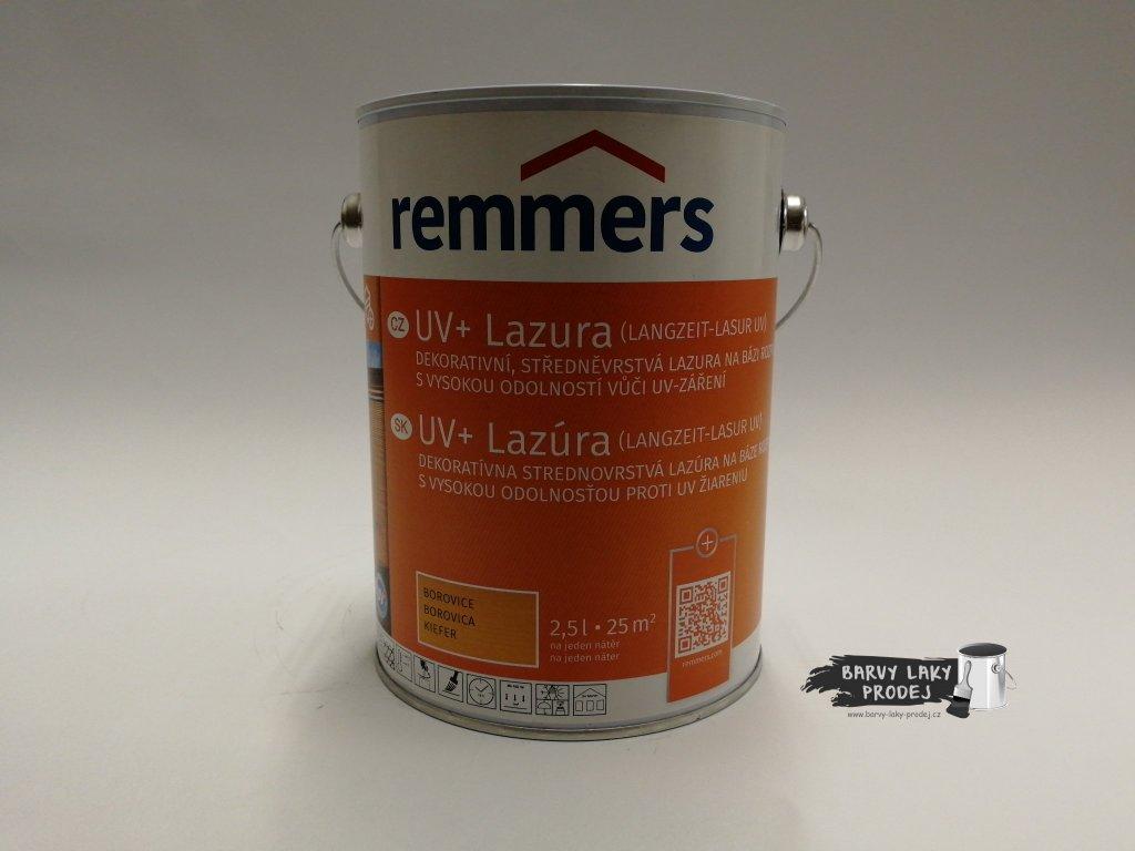Remmers - Langzeit Lasur UV 2,5L borovice
