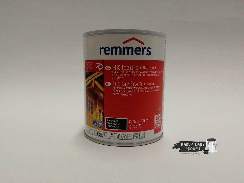 Remmers - HK Lasur 0,75L palisandr