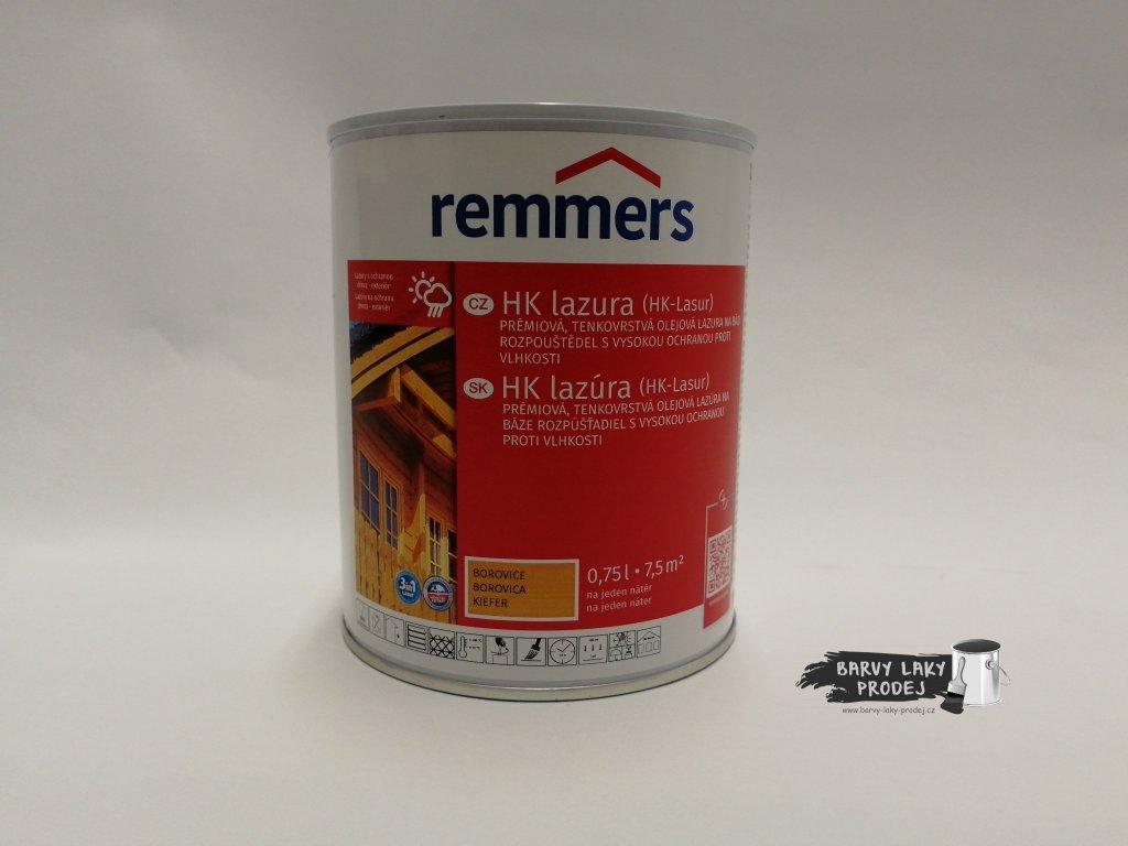 Remmers - HK Lasur 0,75L kiefer