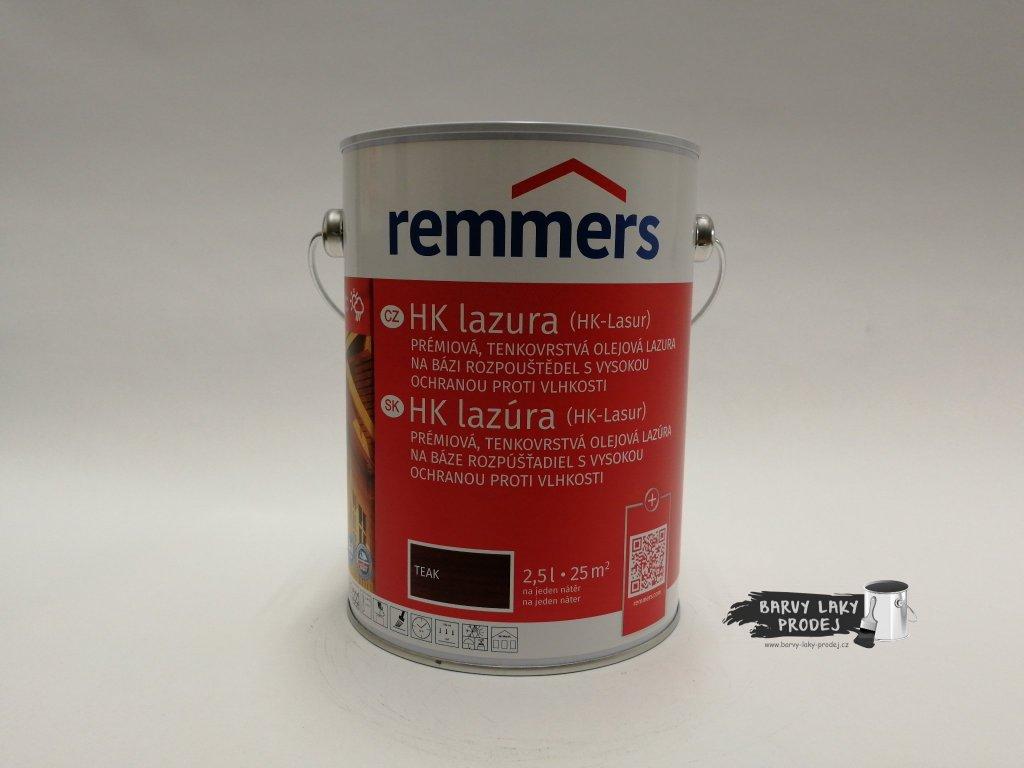 Remmers - HK Lasur 2,5L teak