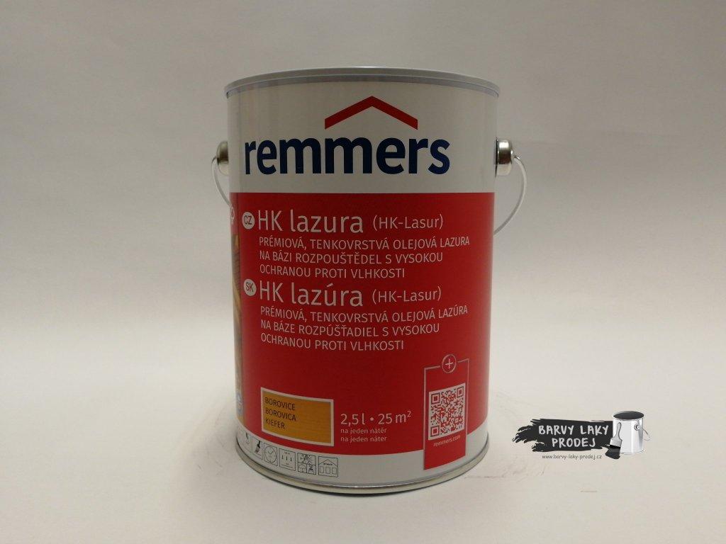 Remmers - HK Lasur 2,5L kiefer