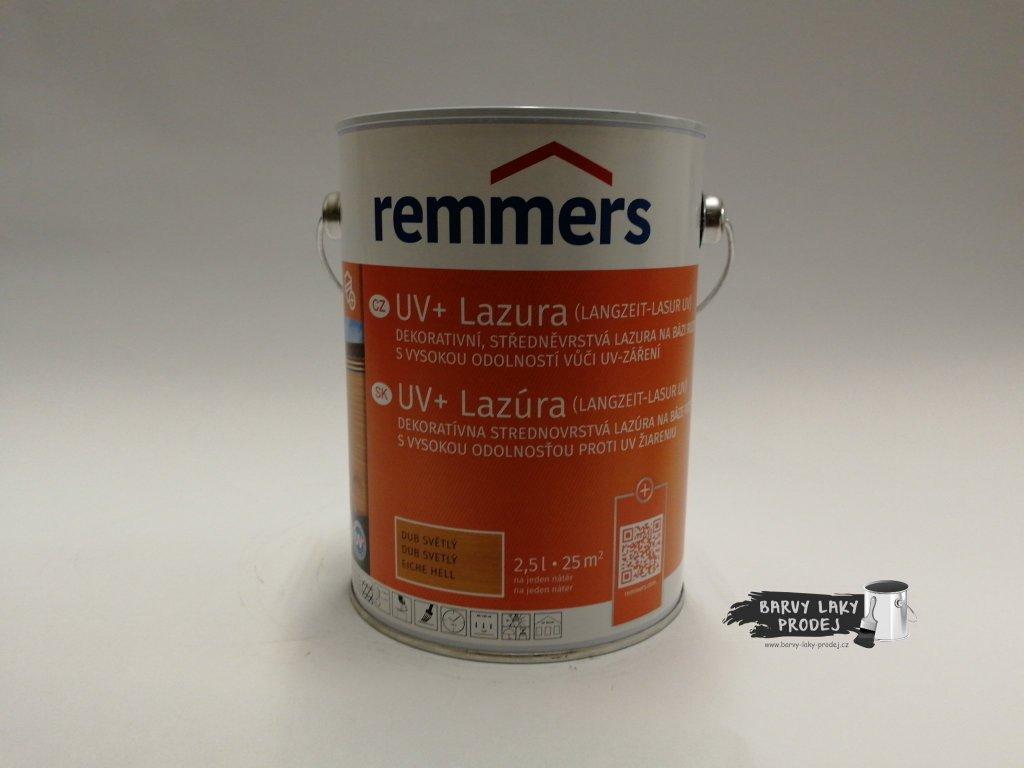 Remmers - Langzeit Lasur UV 2,5L světlý dub