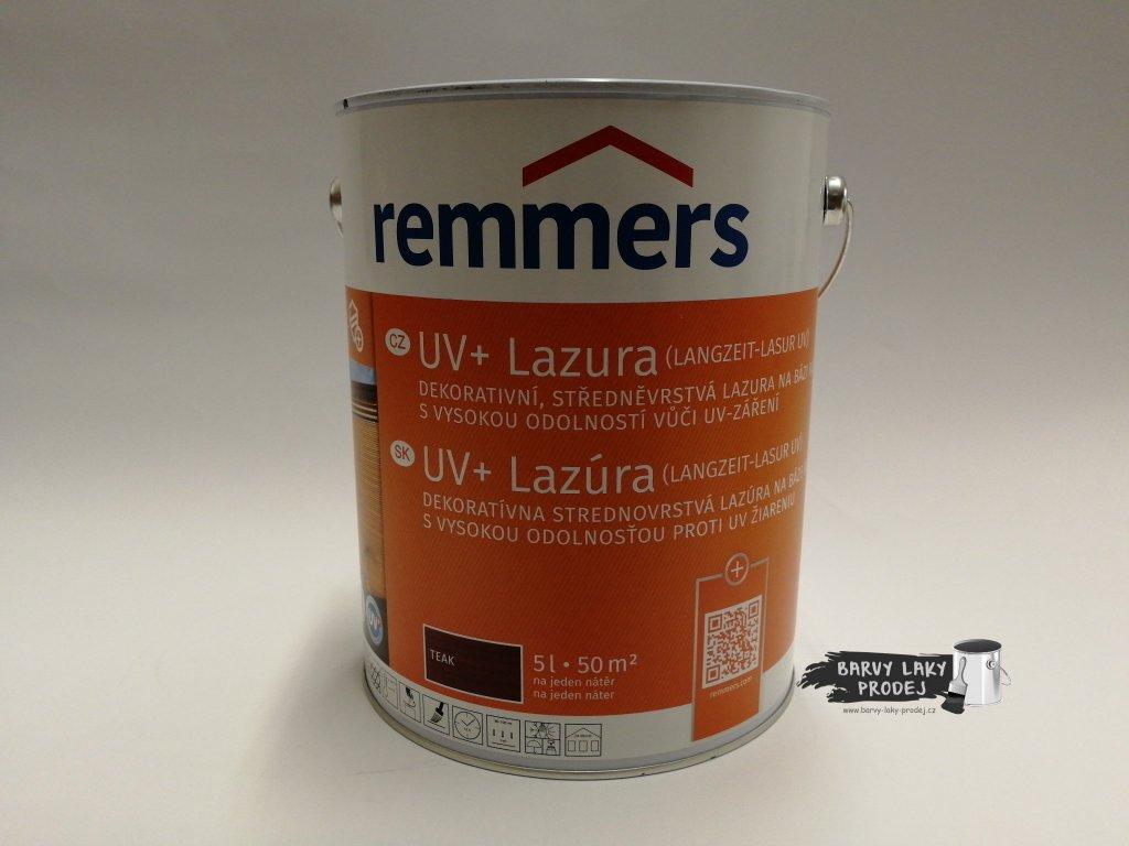 Remmers - Langzeit Lasur UV 5L teak