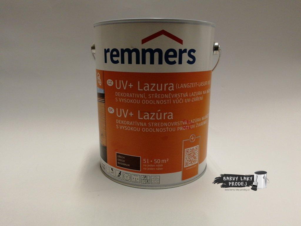 Remmers - Langzeit Lasur UV 5L  ořech