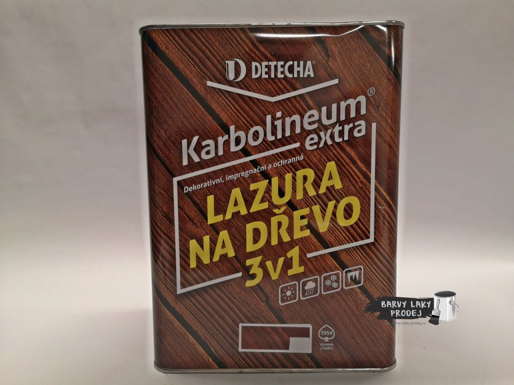 Karbolineum extra 8kg palisandr