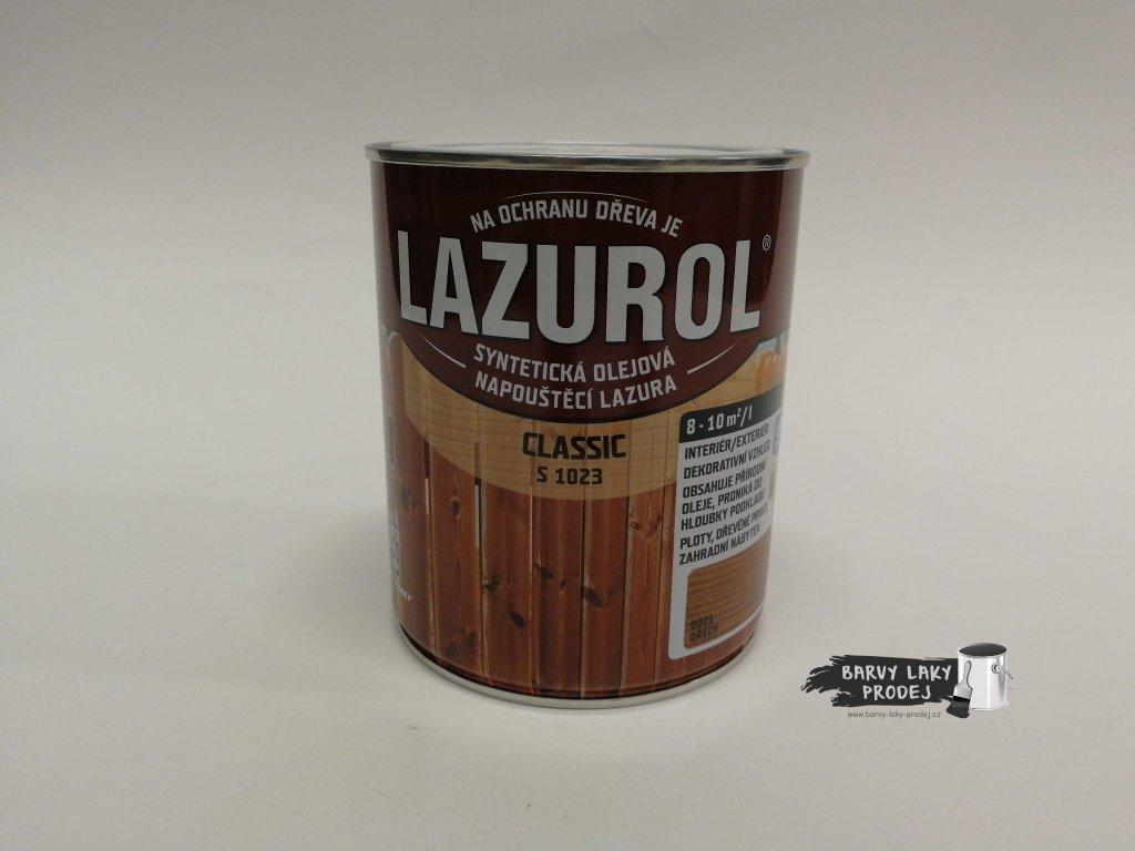 LAZUROL classic S-1023 pinie 0060 0,75l