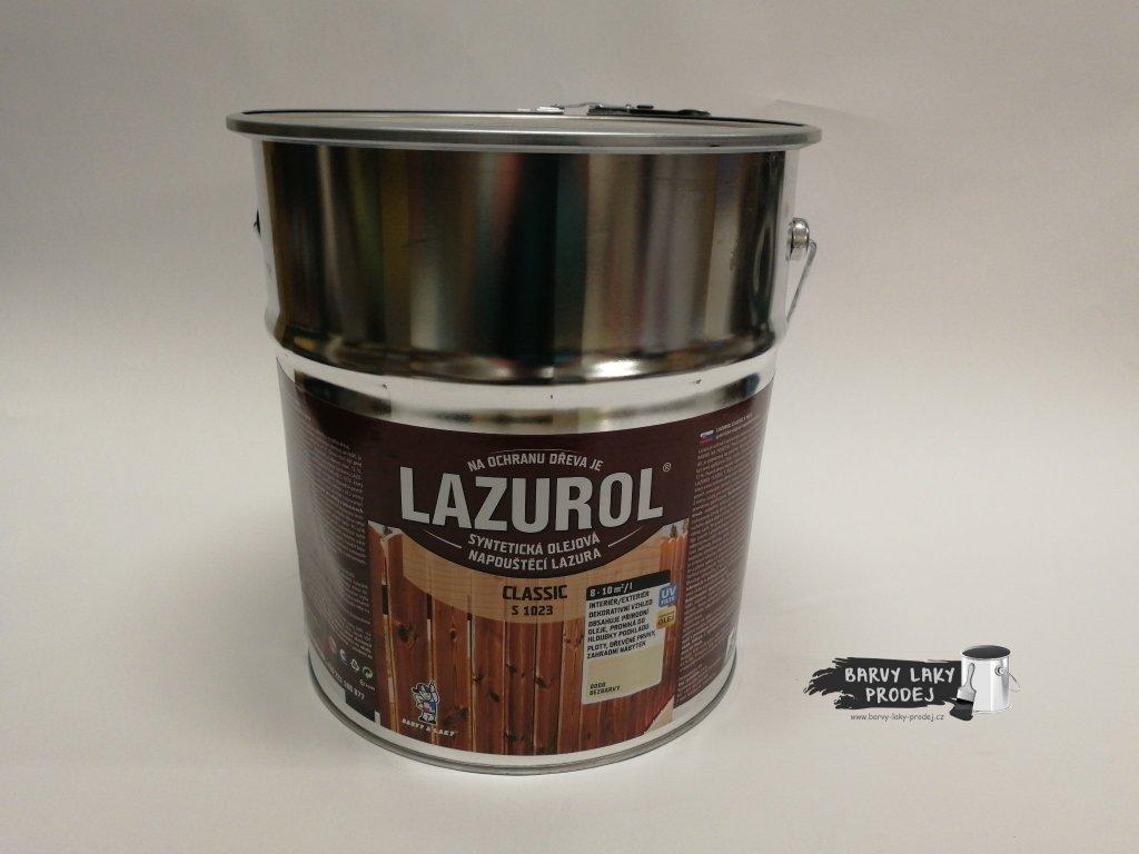 LAZUROL classic S-1023 teak 0023 9L