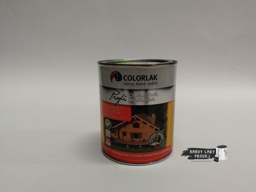 O-1020/olejová lazura T 0086 třešeň 0,75L