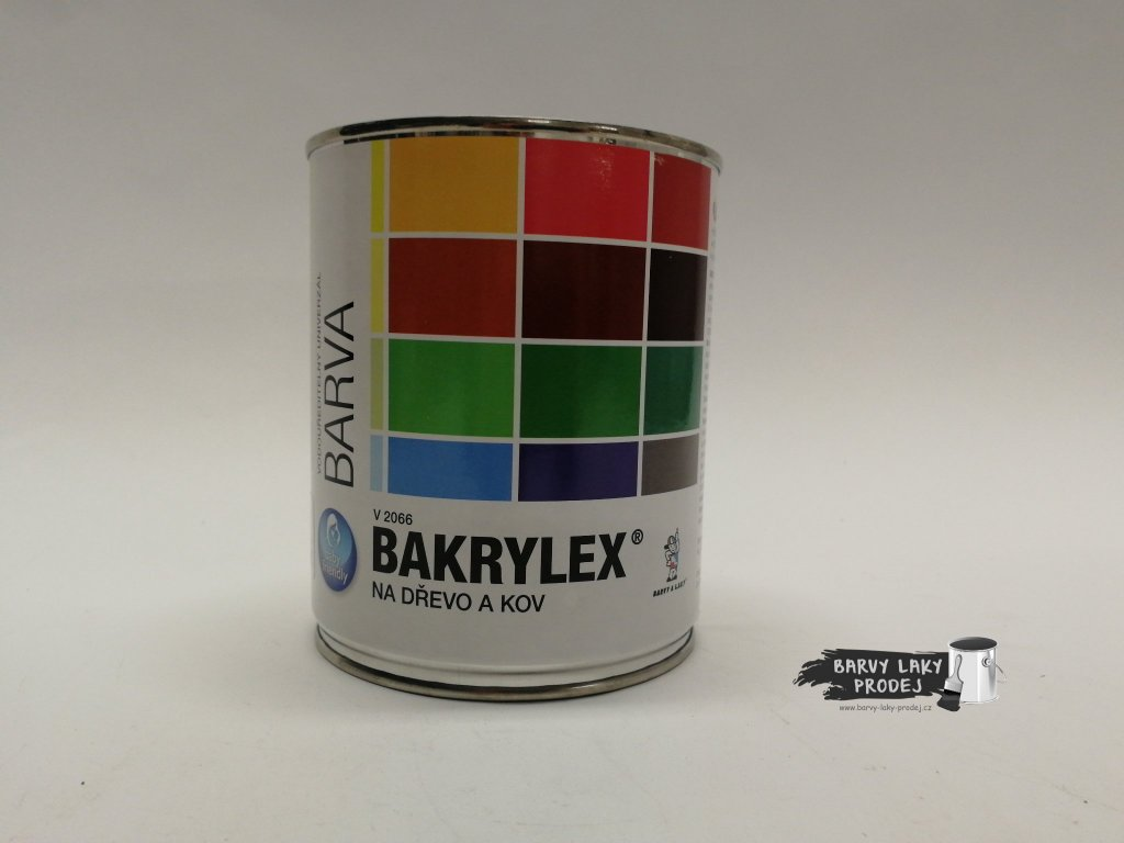 Bakrylex email lesk (V-2066)/1000 0,7kg